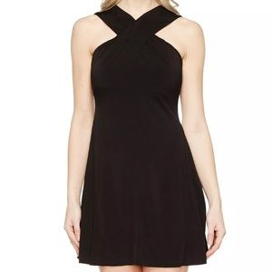 Michael Kors Black Mini Dress